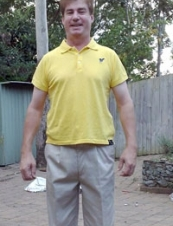 David 60 y.o. from Australia
