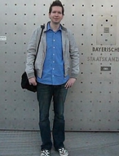 Michael 42 y.o. from Germany